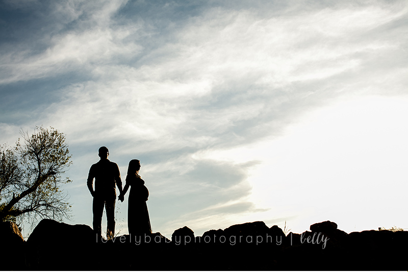 10 sacramento outdoor maternity portraits
