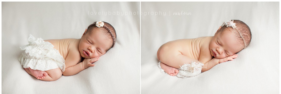2 fair oaks newborn photography