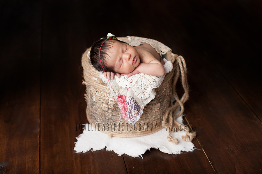 lovely baby photography sacramento newborn