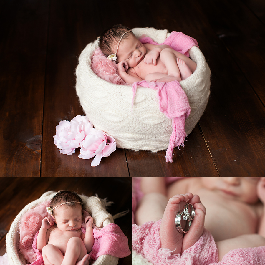 02 sacramento studio newborn portrait photography