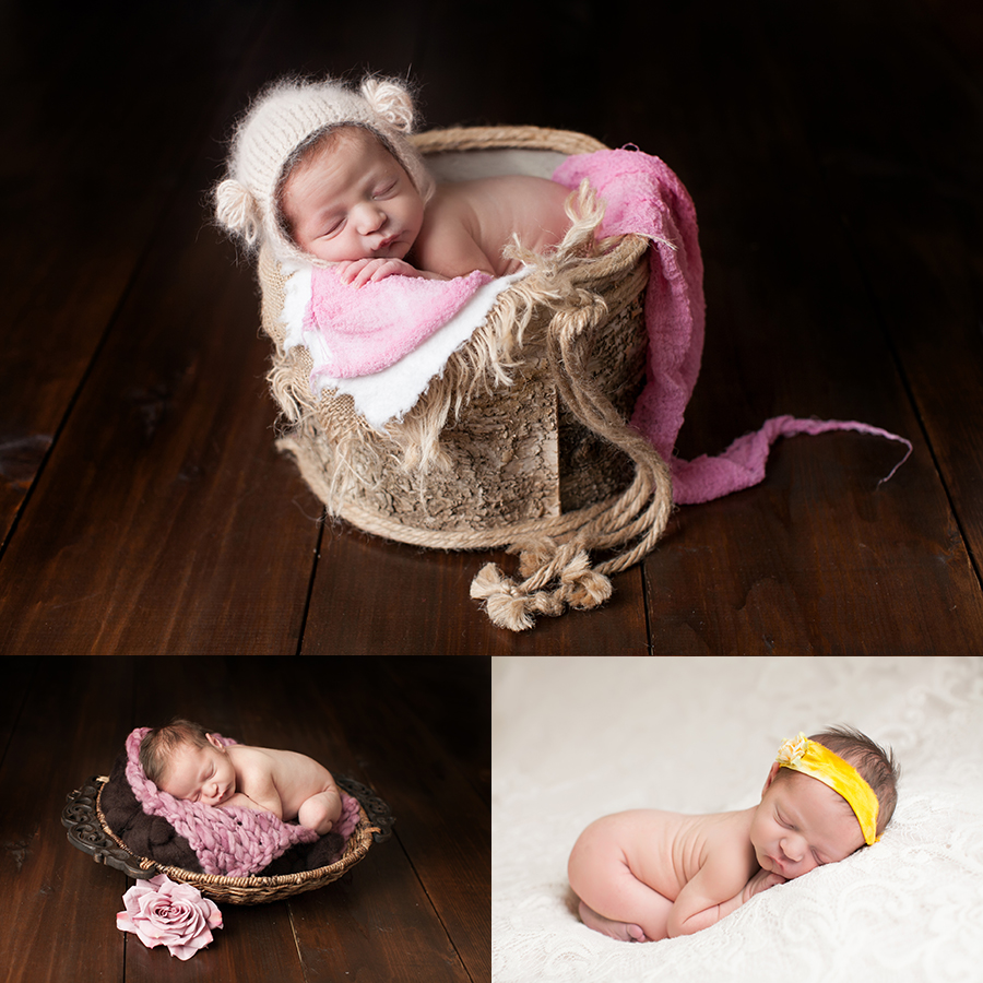 03 folsom studio newborn portrait photography