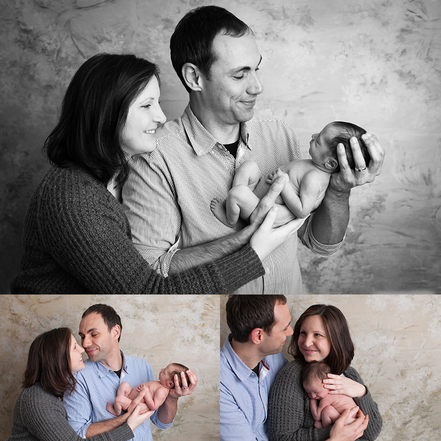 04 folsom studio newborn portrait photography