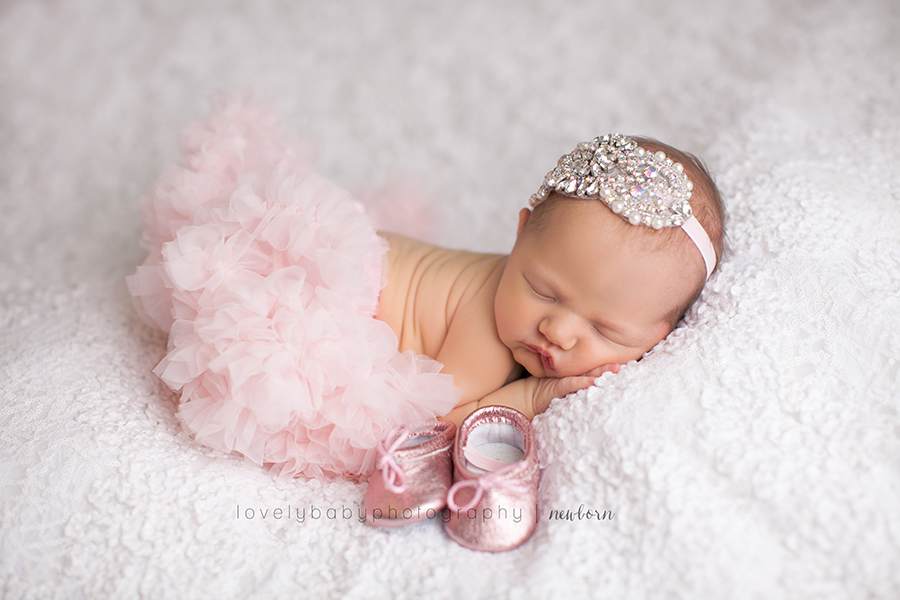 01 sacramento newborn ballet photography