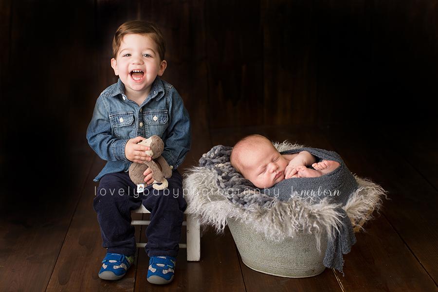 004 sacramento newborn baby boy portraits