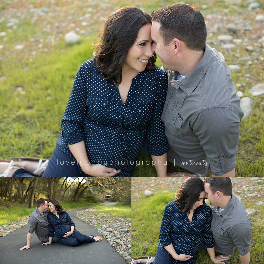 02 fair oaks outdoor maternity photographer