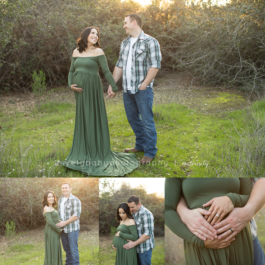 05 roseville outdoor maternity photography