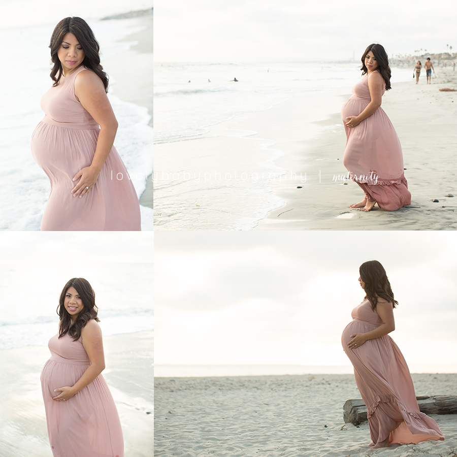 09 beach carlsbad maternity photographer