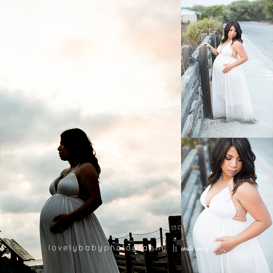 11 beach carlsbad maternity photographer