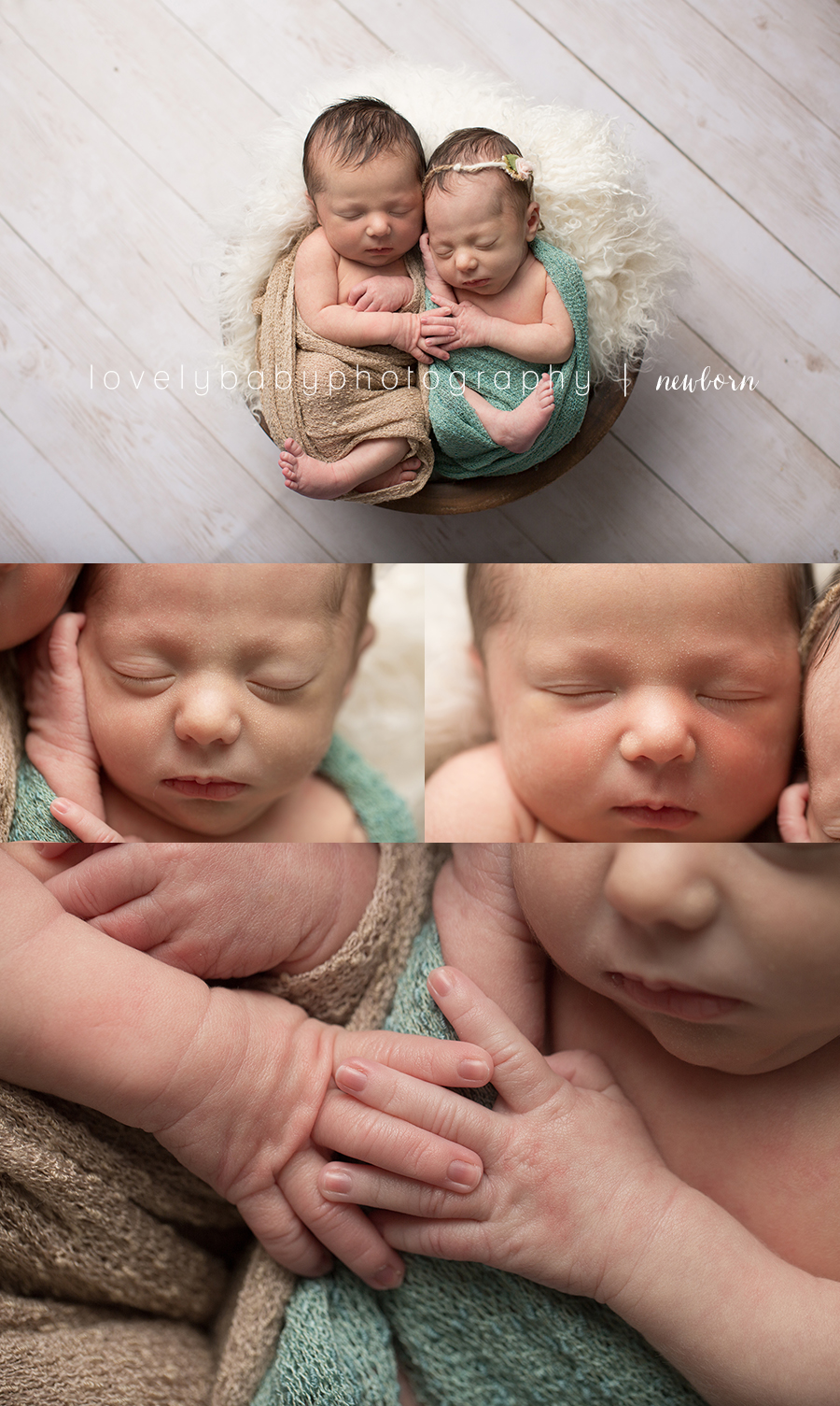 01 san diego newborn twin photographer