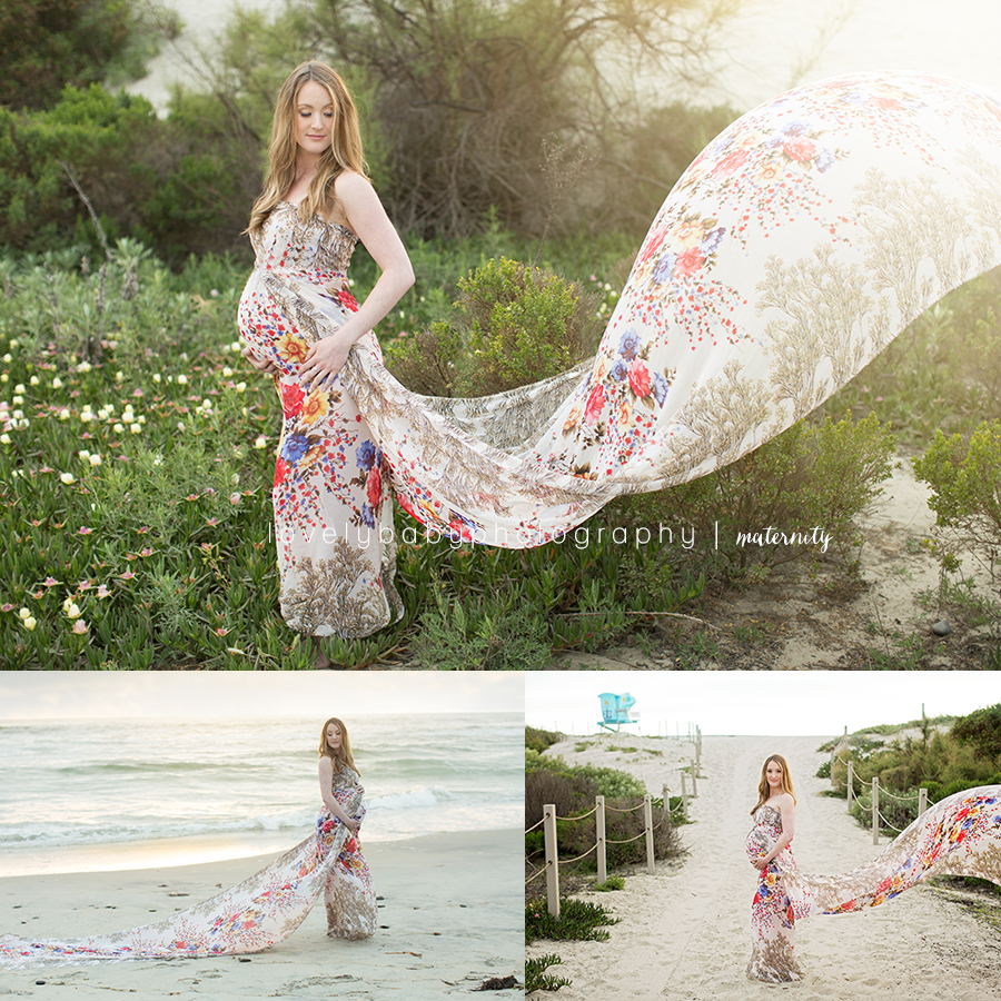 07 beach photographer maternity photos san diego