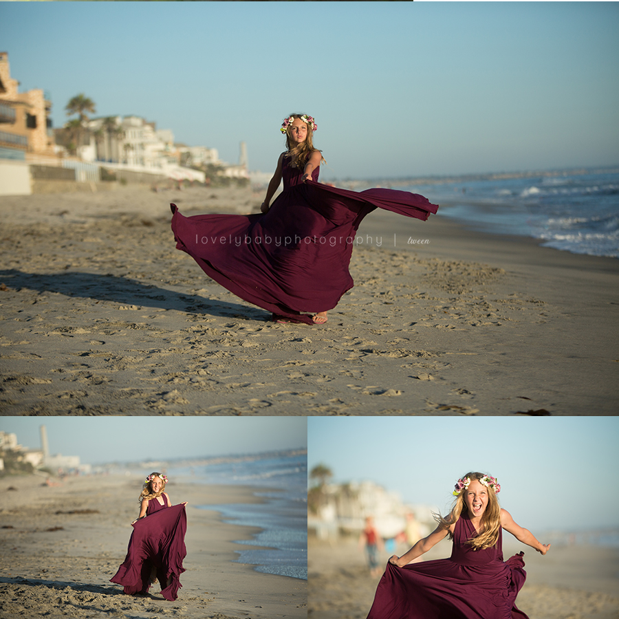 4 carlsbad beach family photography