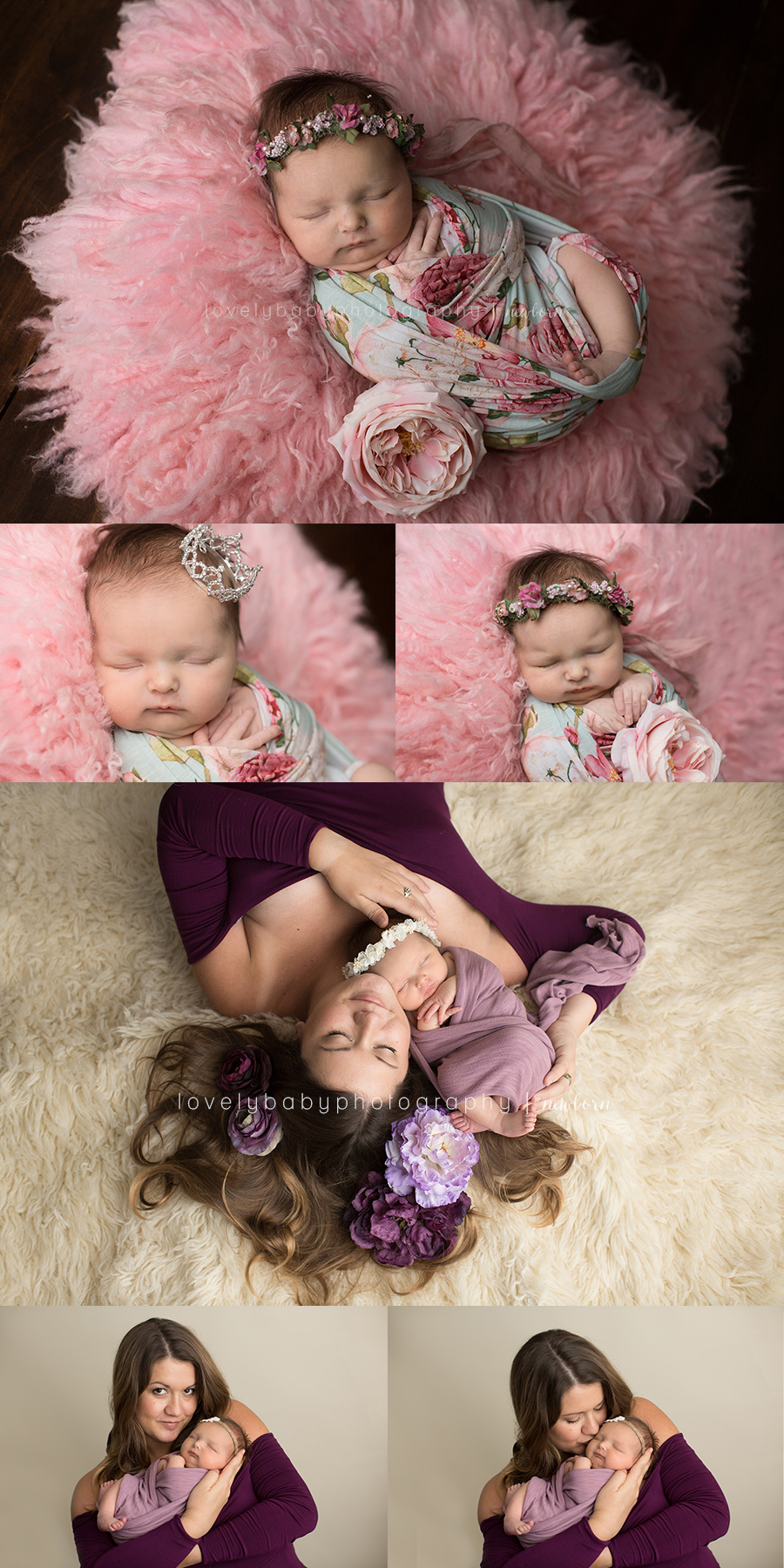 4 san diego newborn photography studio