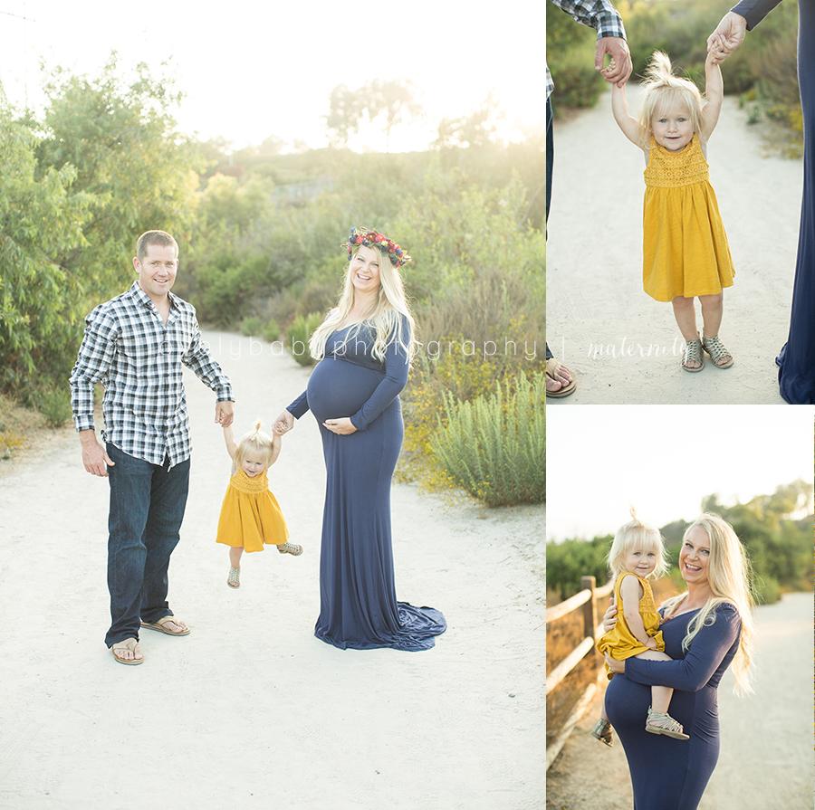 2 san diego carlsbad maternity photographer