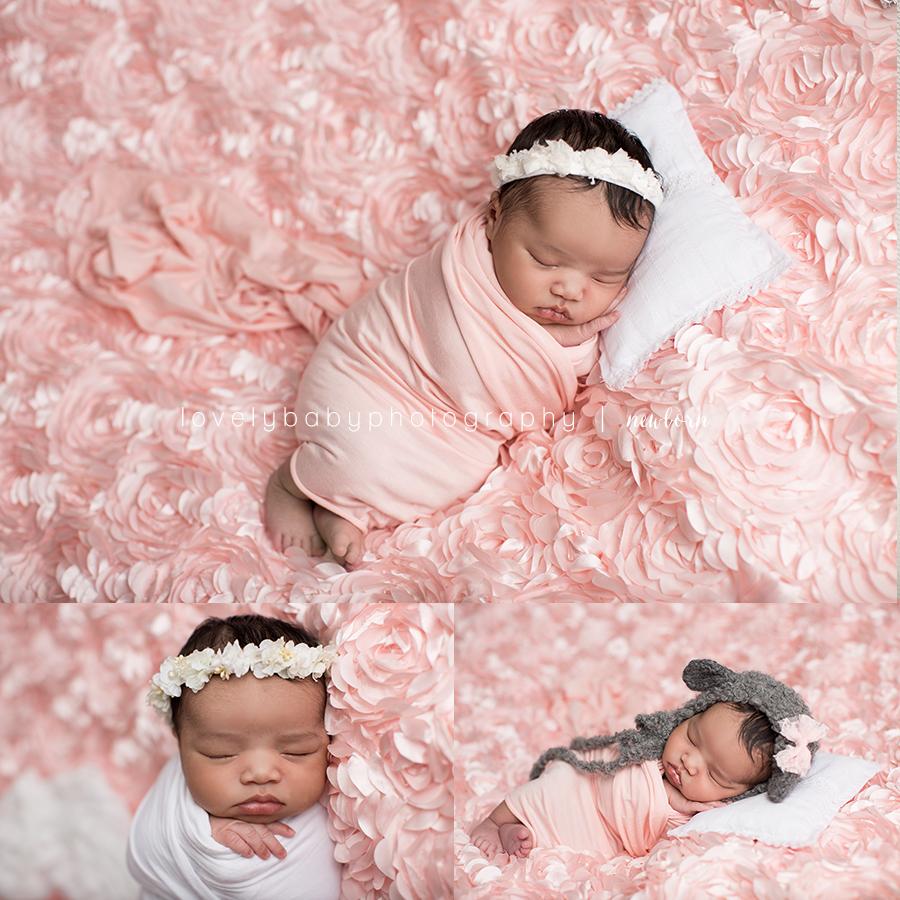 3 san diego newborn photography studio