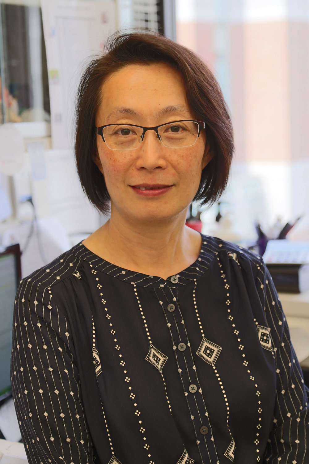 Zhaohui Feng - Senior ScientistLab Manager