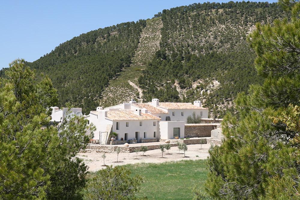 Los Gázquez tras su restauración en la primavera de 2012.