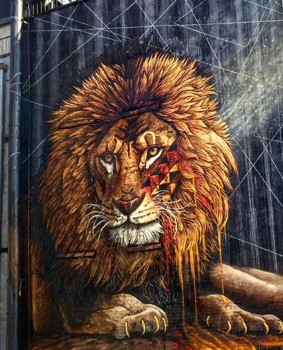 Awesome INSPIRED By NYC STREET ART