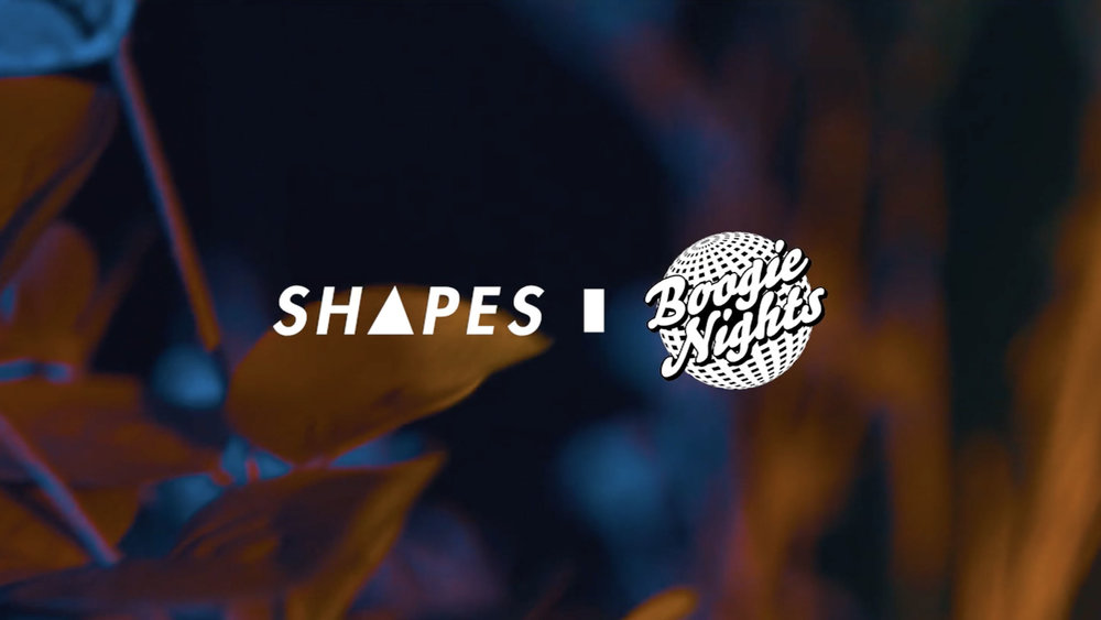 Motion - Shapes