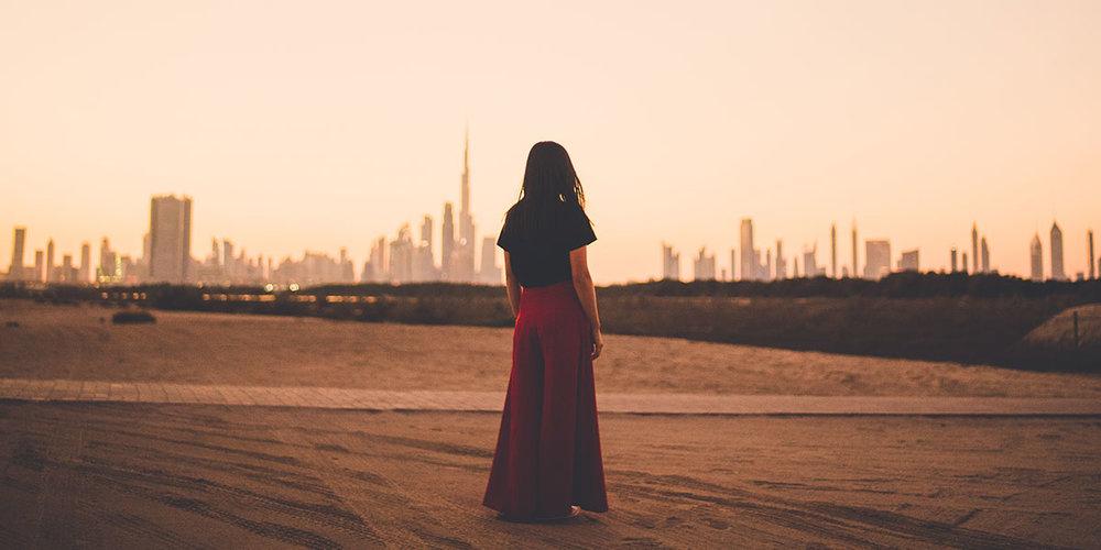 'Metropolis Series' - Dubai