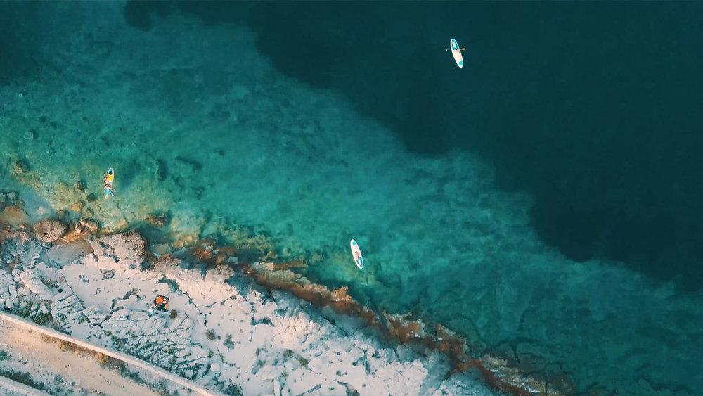 Obonjan Island - Croatia