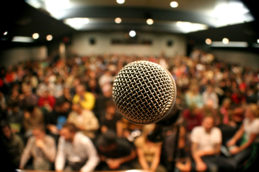Speaking Up - At a Public Hearing or Community Workshop
