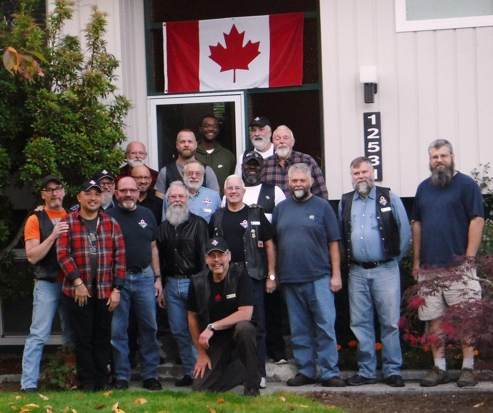 BRMC Group Photo, Vancouver, BC