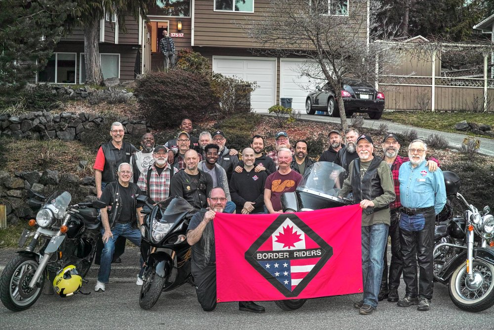 BRMC Group photo, March 2019 club meeting