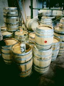 rasputin and barrels