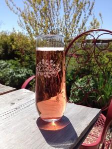 Croteaux Cuvée Sparkle Rosé