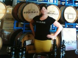 Shauna Rosenblum, courtesy Rock Wall Wine Co.