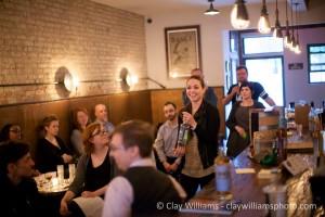 Allison Regnault Patel of Brenne Whisky