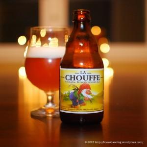 La Chouffe Belgian Golden Ale