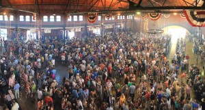 Scene from Brewfest 2012, ctsy Louisville Independent Business Alliance