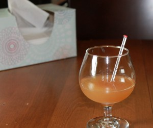 The Reimagined Toddy to cure what ails ya - courtesy Dy Godsey