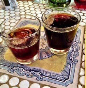 Finca Nueva Armenia coffee with the Purple Drank