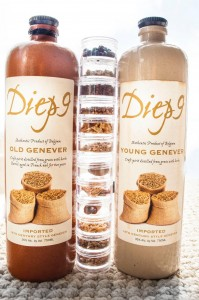Diep 9 Old and Young Genever