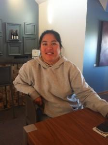 Red Rooster winemaker Karen Gillis