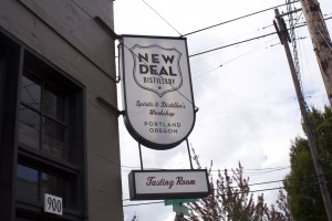 New Deal Distillery Ext