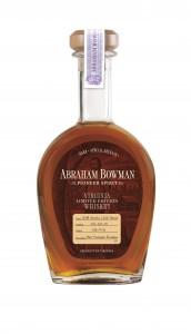Abraham Bowman digitized HR Port Finished Bourbon 2013