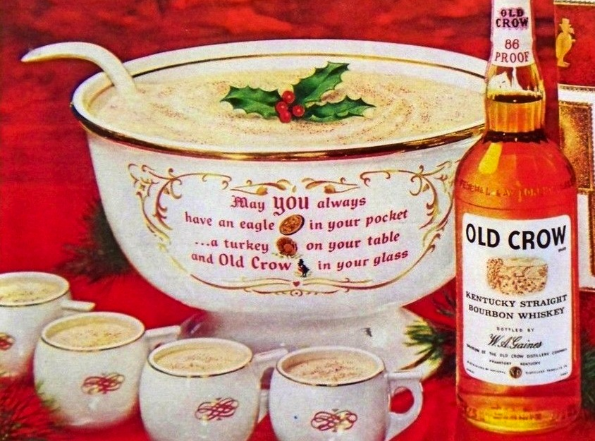 BourbonOldCrow1963
