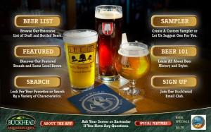 Buckhead's Beer App