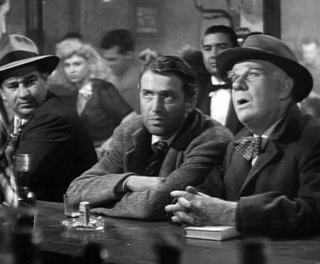 Bourbon is what George Bailey orders for himself and Clarence the angel in 'It's A Wonderful Life' — you can't ask for more of a seasonal endorsement than that
