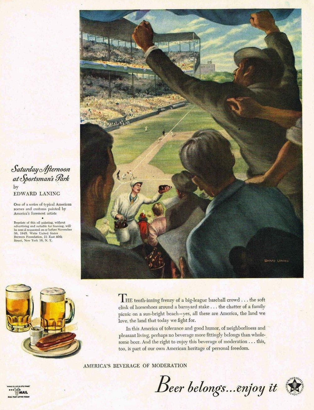 AlcProfBaseballBrewFound1945