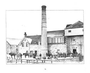Cardhu Distillery circa 1893