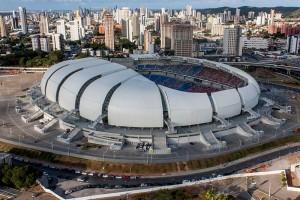 Arena das Dunas in Natal, Brazil. Ctsy Portal da Copa