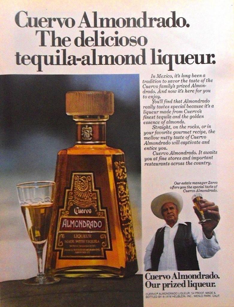 Cuervo Almondorado, 1978