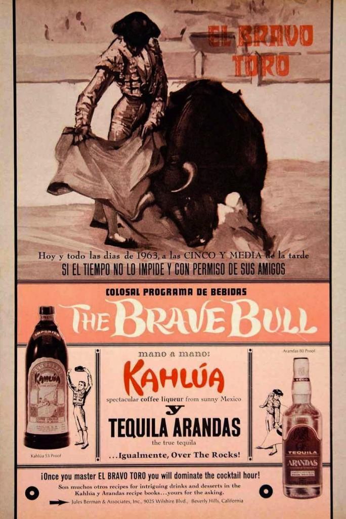 Kahlua, 1963