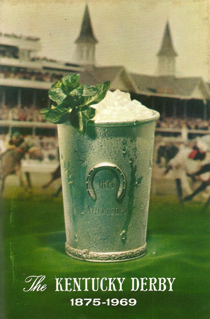 Kentucky Derby press book, 1969