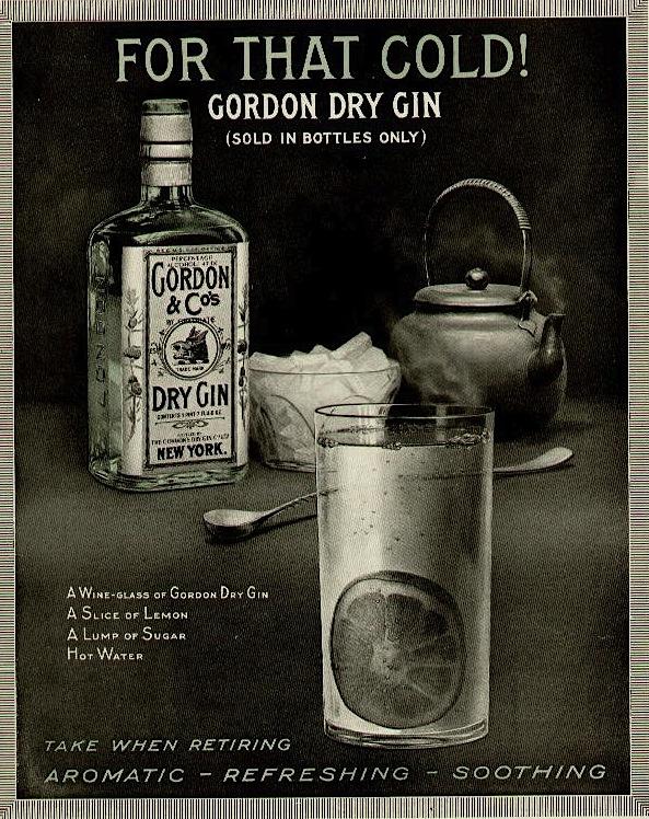 Gordon's, 1916