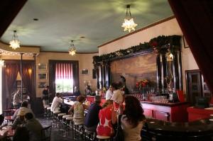 El Floridita bar present day, Havana, ctsy Tony Hisget